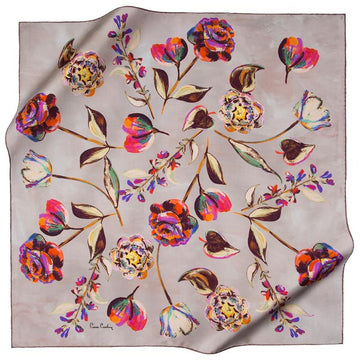 Pierre Cardin Loelle Turkish Silk Scarf Pierre Cardin,Silk Scarves Pierre Cardin