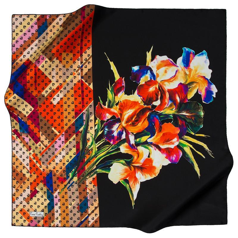 Pierre Cardin Rona Silk Scarf - Beautiful Hijab Styles