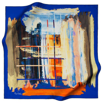 Pierre Cardin Silk Scarves - French Designed Pure Silk Scarves for Women Pierre Cardin,Silk Scarves Pierre Cardin