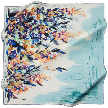 Aker Kamna Silk Scarves: Lovely Silk Scarves for Women Aker,Silk Scarves Aker