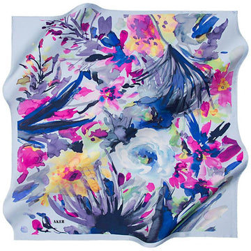 Aker Make A Splash With These Bold Ladies Scarves Aker,Silk Scarves Aker