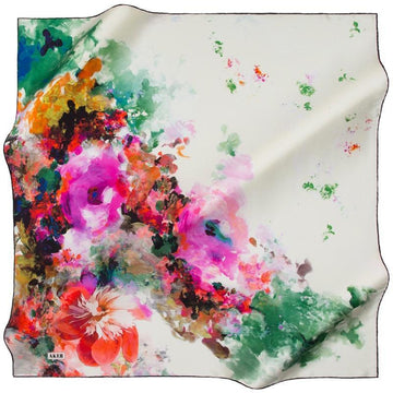 Aker May Silk Scarf Aker,Silk Scarves Aker