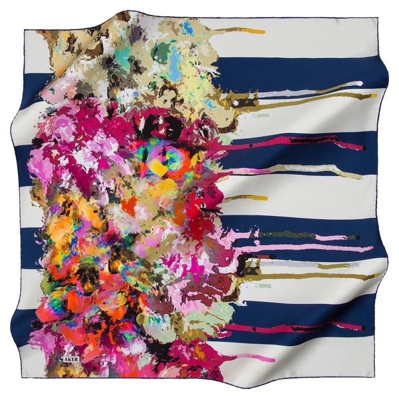 Aker Natasha Silk Scarf: Luxuriously Magical Silk Scarves for Women Aker,Silk Scarves Aker
