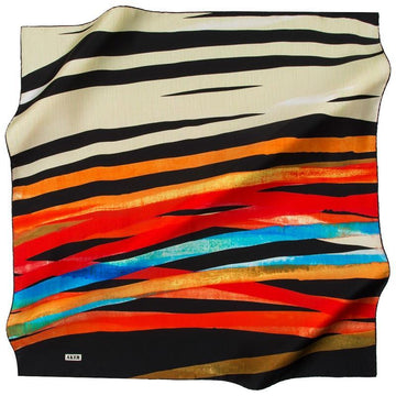 Aker Open Up Your Fashion Windows With This Silk Scarf Aker,Silk Scarves Aker