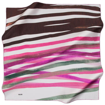 Aker Open Your Eyes To Beauty With This Bold Silk Scarf Aker,Silk Scarves Aker
