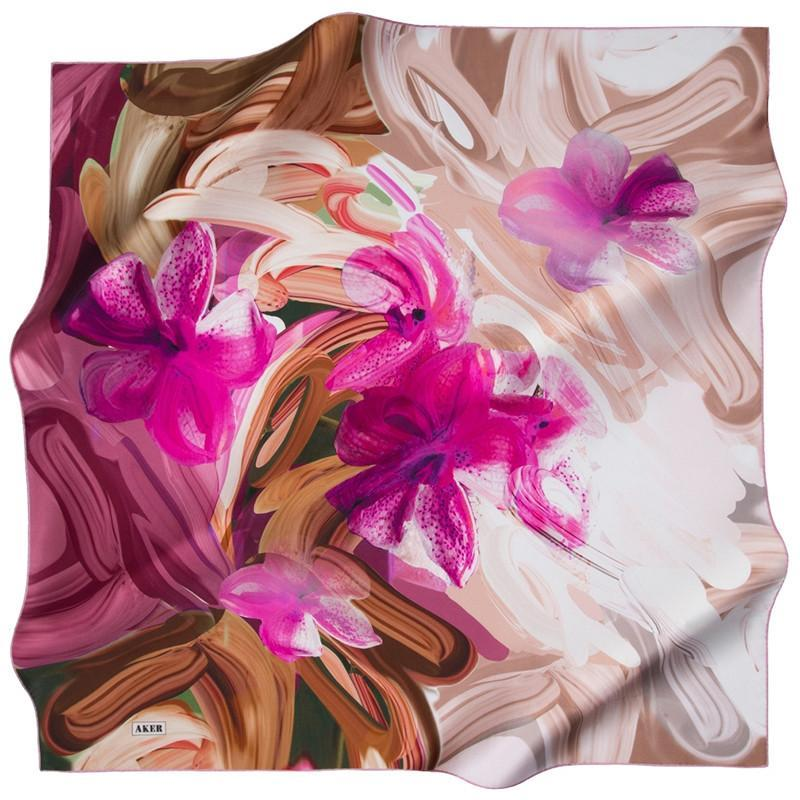 Aker Put The Bounce Back In Your Step With These Fashion Scarves Aker,Silk Scarves Aker