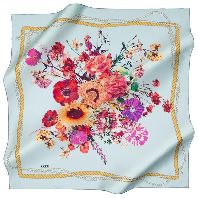 Aker Scarves For Women That Combine Elegance With Luxury Aker,Silk Scarves Aker