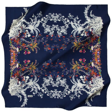 Aker Silk Twill Fashion Hijab Scarf with Regal Design Aker,Silk Scarves Aker