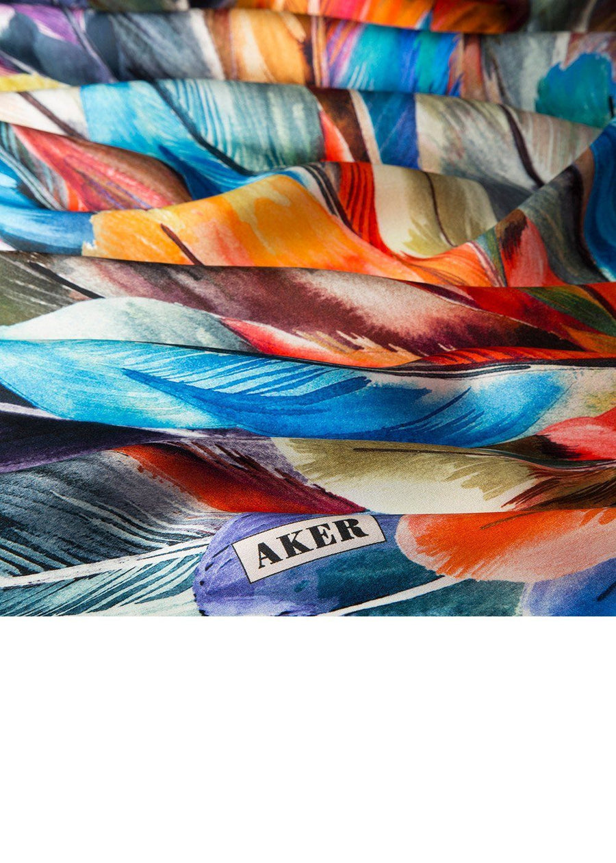 Aker A Feather of a Kind Flocks Together - Ivory