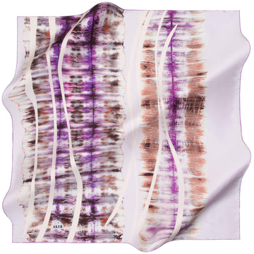 Aker : New Season New Look Summer 2018 Silk Scarf Aker,Silk Scarves Aker