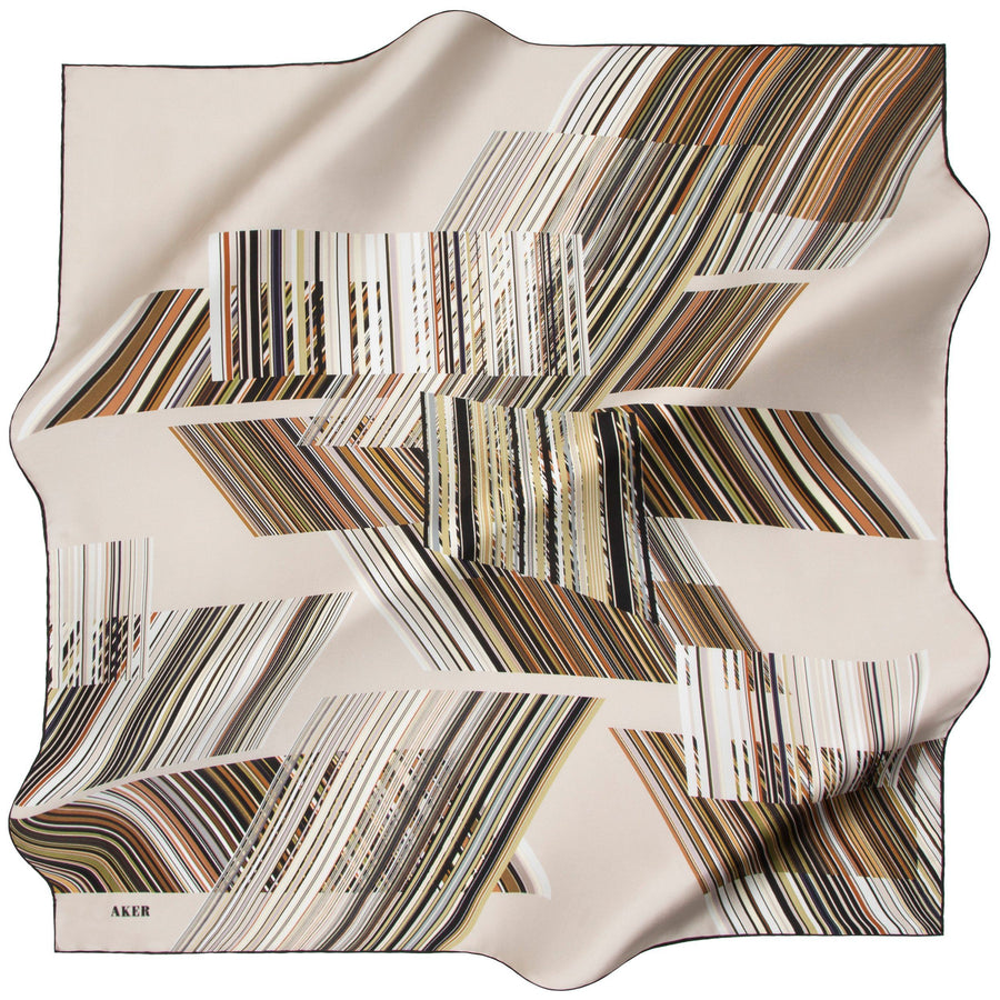 Aker : Style Meets Modesty Fashion Women Scarf Aker,Silk Scarves Aker