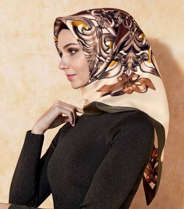 Armine : A Sophisticated Hijab Fashion Style with Free Shipping