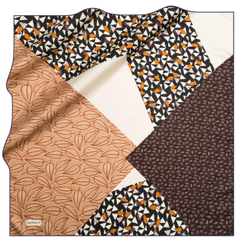 Cacharel Pupsik Neck Scarves No 12 Silk Scarves Cacharel