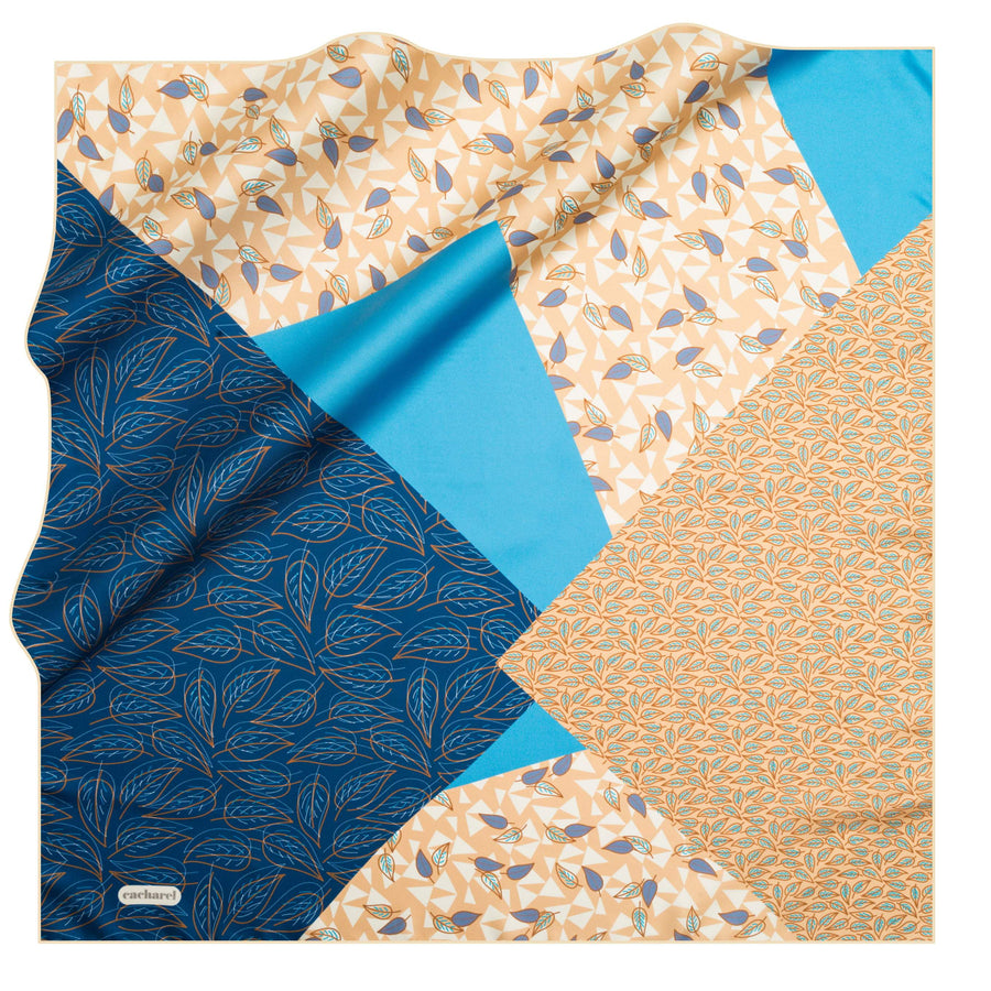 Cacharel Pupsik Neck Scarves No 61 Silk Scarves Cacharel