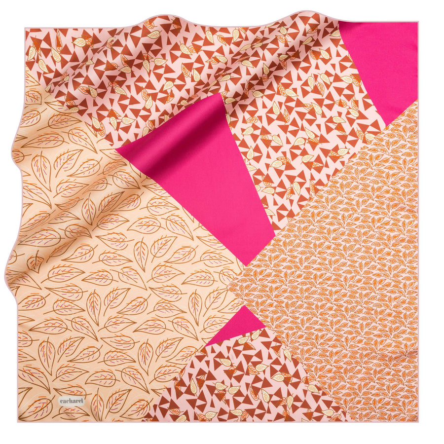 Cacharel Pupsik Neck Scarves No 91 Silk Scarves Cacharel