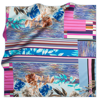 Cacharel Orient de Luna Foulard No. 23 Silk Scarves Cacharel