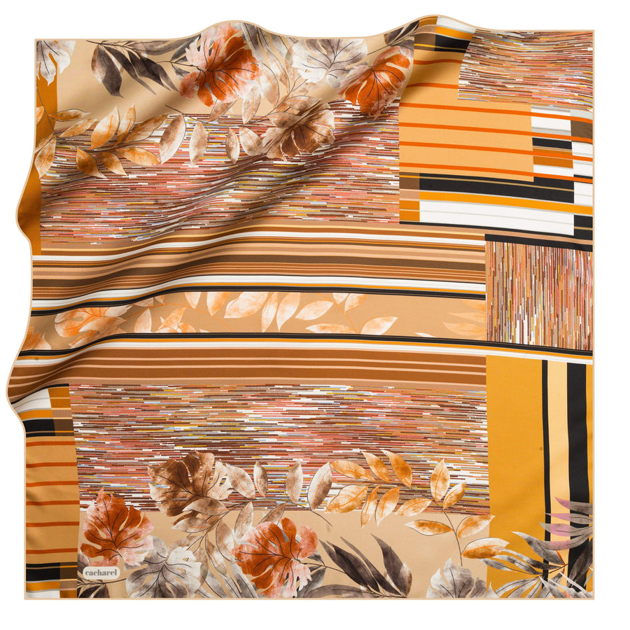 Cacharel Orient de Luna Foulard No. 31 Silk Scarves Cacharel