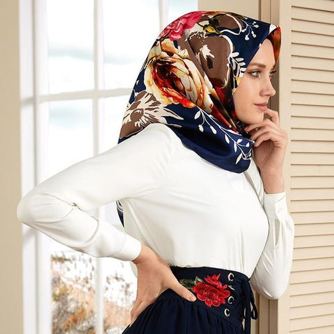 Armine Aliyah Stylish Silk Hijab