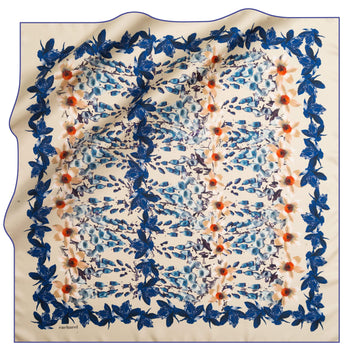 Cacharel Poeticus Silk Scarf No. 22 Silk Scarves Cacharel