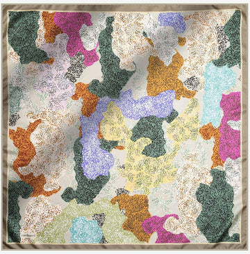 Cacharel Noa Pure Silk Scarf No. 51 Silk Scarves Cacharel