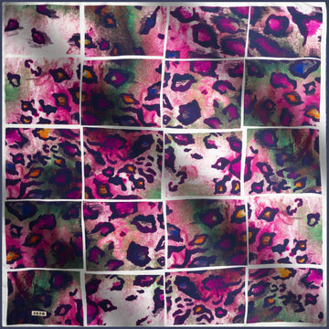 Aker Lori Turkish Silk Scarf No. 22 Silk Hijabs,Aker,Silk Scarves Aker