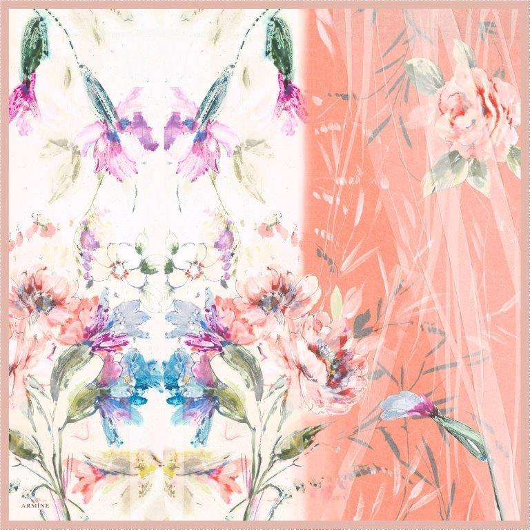 Armine : Ameera Beautiful Silk Scarf