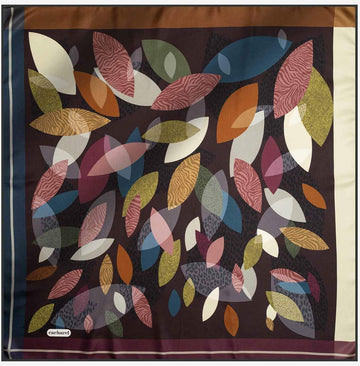 Cacharel Isla Pure Silk Scarf No. 12 Silk Scarves Cacharel