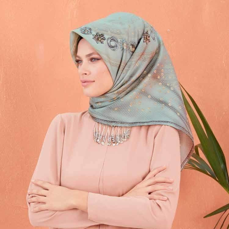 Armine : A Princess Fit Modest Head Scarf Silk Hijabs,Armine Armine