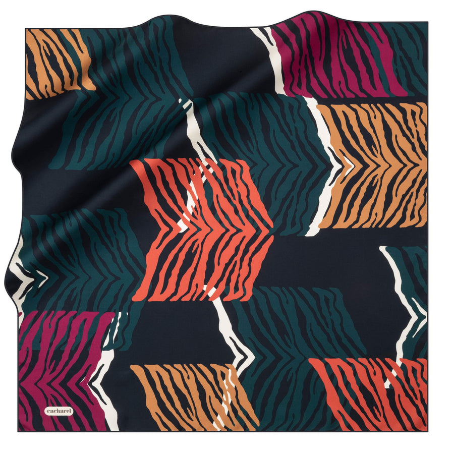 Cacharel Noa Square Silk Scarf No. 21 Silk Scarves Cacharel