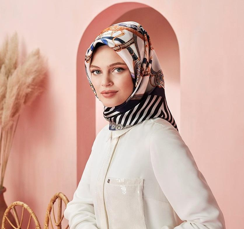 Armine Luxury Neck Scarves Armani No. 9 Silk Hijabs,Armine Armine
