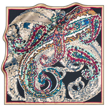 Cacharel Mindy Silk Scarf No. 21 Silk Scarves Cacharel