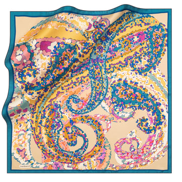 Cacharel Mindy Silk Scarf No. 22 Silk Scarves Cacharel
