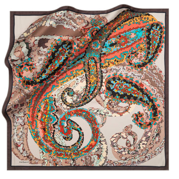 Cacharel Mindy Silk Scarf No. 31 Silk Scarves Cacharel