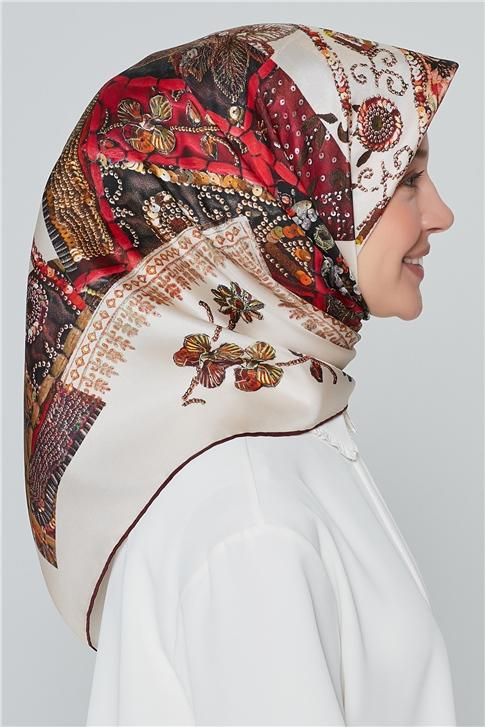 Armine Fashion Turkish Scarf Eliza Silk Hijabs,Armine Armine