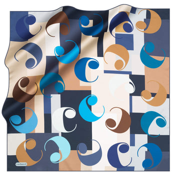 Cacharel Studio Women Foulard No. 21 Silk Scarves Cacharel