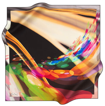 Pierre Cardin Wave Silk Scarf No. 11 Pierre Cardin,Silk Scarves Pierre Cardin