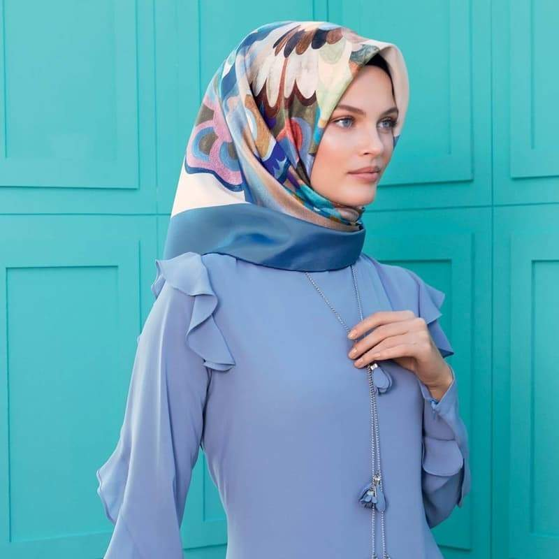 Armine : Adrianna Twilly Silk Scarf for Ladies