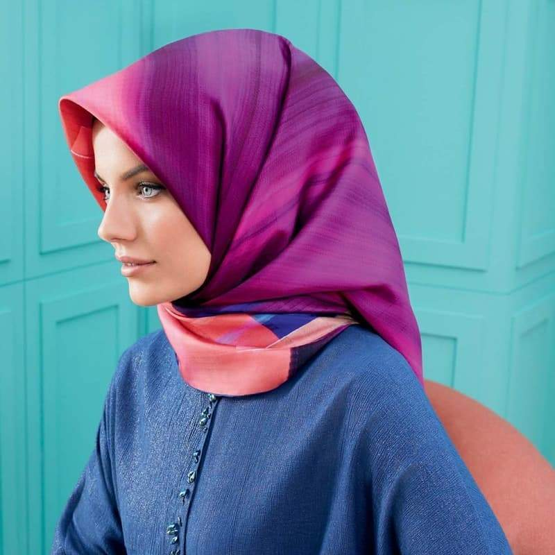Armine : Agnes Fashion Scarf for Women Silk Hijabs,Armine Armine