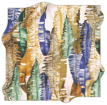 Aker Leah Silk Hair Wrap No. 51 Aker,Silk Scarves Aker