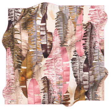 Aker Leah Silk Hair Wrap No. 91 Aker,Silk Scarves Aker