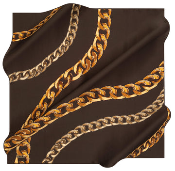 Aker Klasik Silk Head Cover No. 51 Aker,Silk Scarves Aker