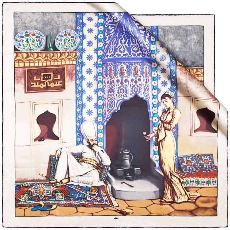 "Aker Special Ottoman Edition -  Osman Hamdi Bey ""Coffee Stove"""