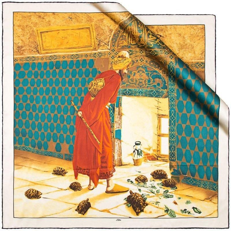"Aker Special Ottoman Edition -  Osman Hamdi Bey ""The Turtle Trainer"""