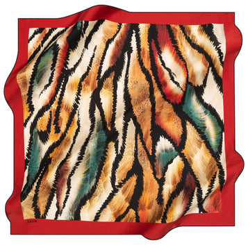 Aker Leena Turkish Silk Scarf No. 11 Aker,Silk Scarves Aker