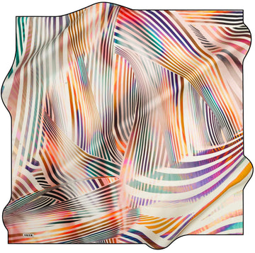 Aker Turkish Silk Scarves for Women Kinrara Silk Hijabs,Aker,Silk Scarves Aker