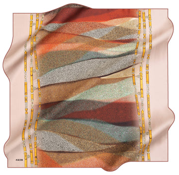 Aker Nadia Women Hair Wrap No. 91 Aker,Silk Scarves Aker