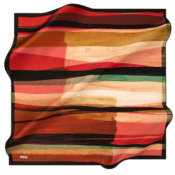 Aker Saber Turkish Silk Scarf No. 11 Silk Hijabs,Aker,Silk Scarves Aker