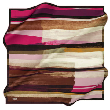 Aker Saber Turkish Silk Scarf No. 91 Silk Hijabs,Aker,Silk Scarves Aker