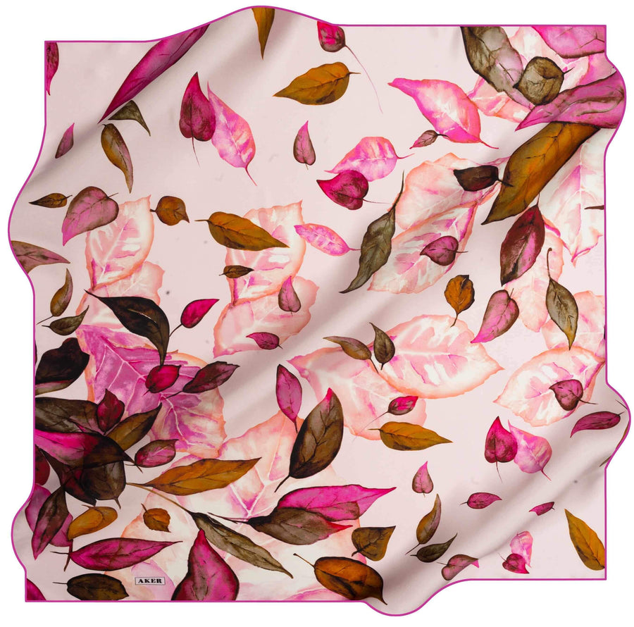 Aker Spring Silk Scarf for Women Lauren Silk Hijabs,Aker,Silk Scarves Aker
