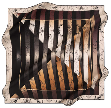 Aker Mondial Turkish Silk Scarf No. 11 Aker,Silk Scarves Aker